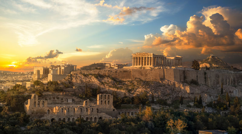 GRECIA: UN DESTINO QUE NO PUEDES DEJAR DE VISITAR ESTE 2020