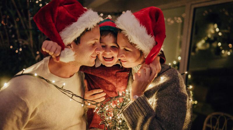 NAVIDAD: Tiempo de compartir en familia